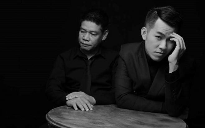 Hồ Trung Dũng cùng nhạc sĩ Võ Thiện Thanh 'feel' với jazz và Sài Gòn - Hồ Trugn Dũng